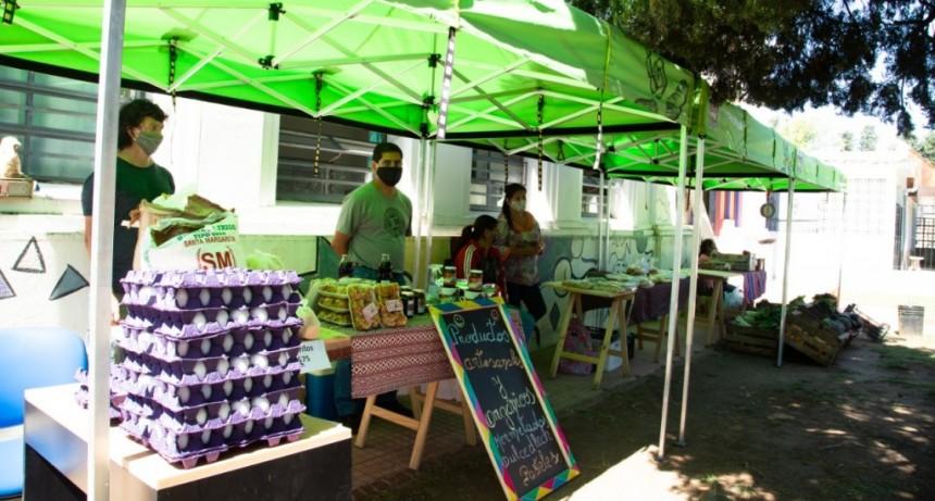 Luján: alimentación sana, saludable y balanceada a precios accesibles