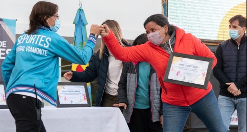 Gral. Viamonte: El Municipio organizó el 2° Congreso de Educación Física