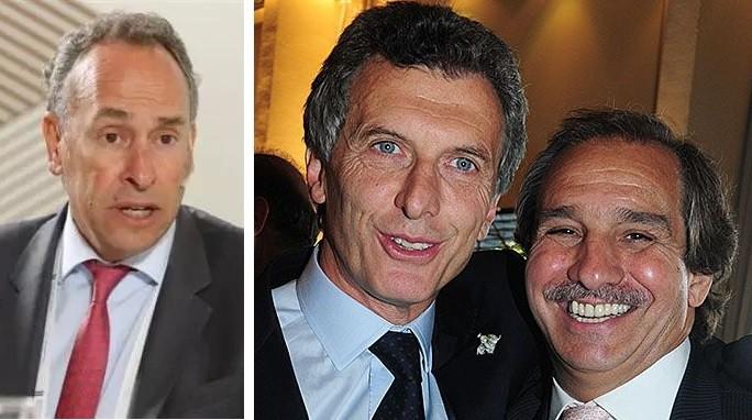 La revista Forbes ubica entre los 50 más ricos, a Mindlin, Caputo y la familia Macri