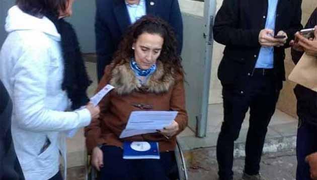 Pilar: Contratiempos para Michetti en una recorrida institucional