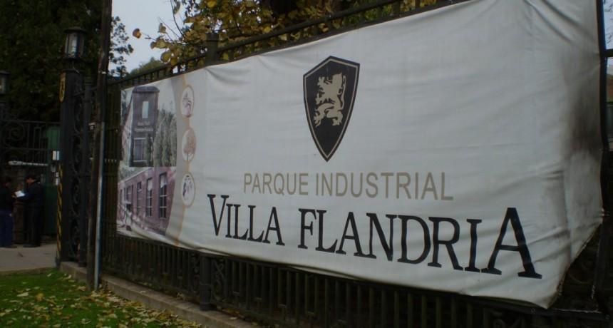 Luján: Movilización de textiles por la suspensión en Villa Flandria