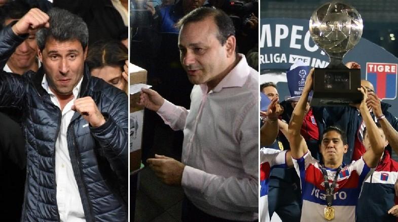 Macri y su Domingo Negro: A las derrotas en San Juan y Misiones, se sumó el campeonato de Tigre