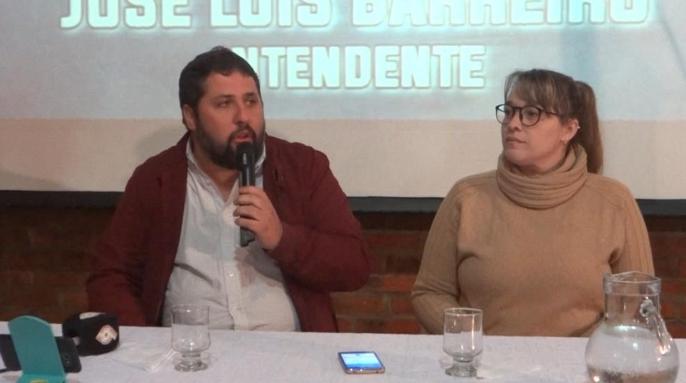 Moreno: El concejal José Luis Barreiro anunció su precandidatura a intendente