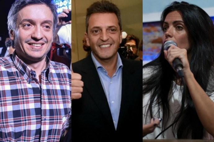 Candidatos a diputados por Buenos Aires en el Frente de Todos