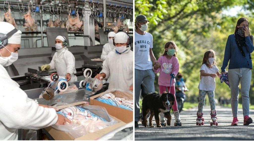 La despreocupación de Iguacel por el Coronavirus provoca el cierre de Granja Tres Arroyos