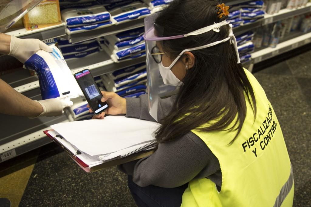Ituzaingó: El municipio continúa fiscalizando y controlando precios en comercios
