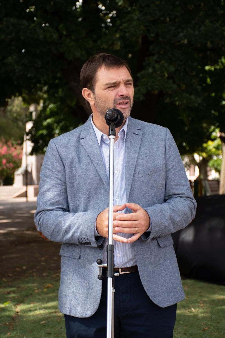 Magdalena: El intendente Gonzalo Peluso anunció una batería de medidas para reactivar la economía local