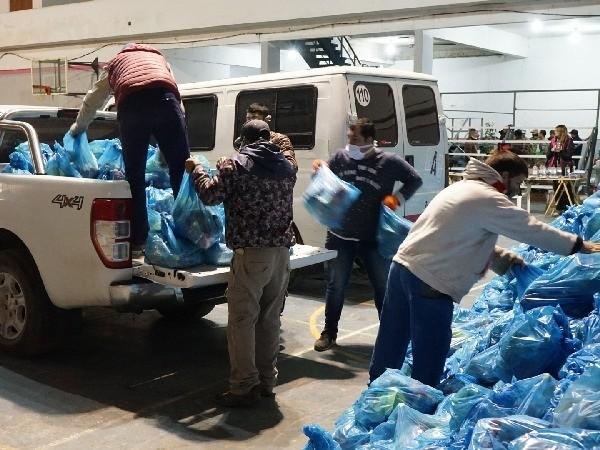 Berisso: Más de 21.000 módulos alimentarios se entregaron mediante el SAE en escuelas