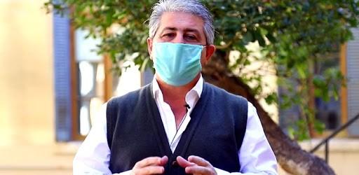 """Javier Martínez: """"Ciudades de más de 100 mil habitantes que entren en Fase 5 son contadas, por eso tenemos que seguir cuidándonos"""""""