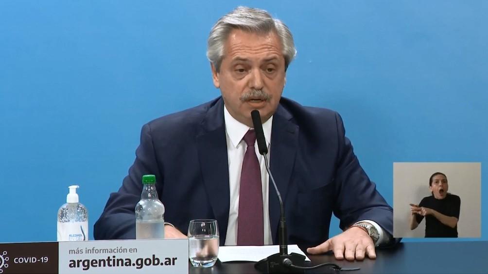 El presidente Fernández interviene Vicentín y envía al Congreso el proyecto de expropiación
