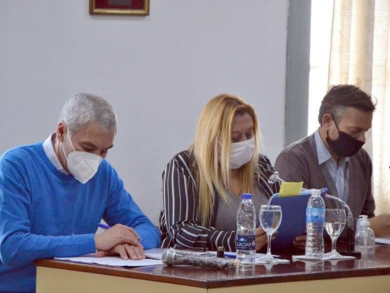 Berisso: El intendente Fabián Cagliardi brindó detalles sobre diferentes temas en el HCD