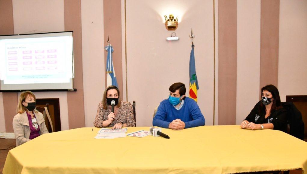 Necochea: Autoridades de Salud detallaron la configuración de la red epidemiológica por el brote de Coronavirus