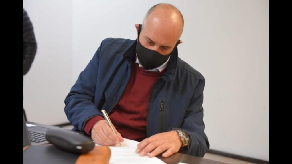 El diputado Alexis Guerrera (FdT) pidió informes sobre la deuda de  Vicentín con el Banco Provincia