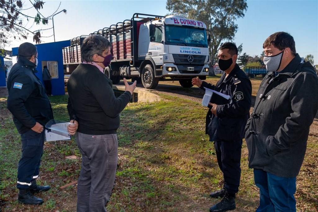 Junín: El Municipio y la Policía Ecológica fiscalizaron frigoríficos de la ciudad