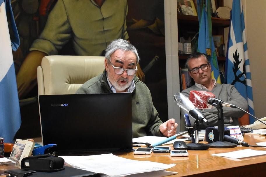 Trenque Lauquen: El Intendente Fernández anunció las nuevas medidas en la Fase 5