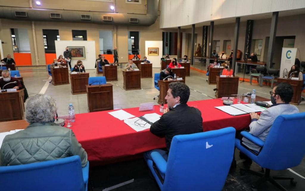 El Concejo Deliberante de Avellaneda aprobó la Rendición de Cuentas del municipio