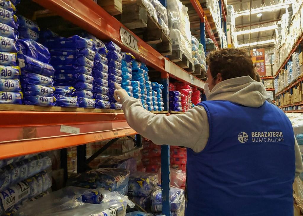 Berazategui: Más de 1240 comercios fiscalizados desde el inicio de la cuarentena