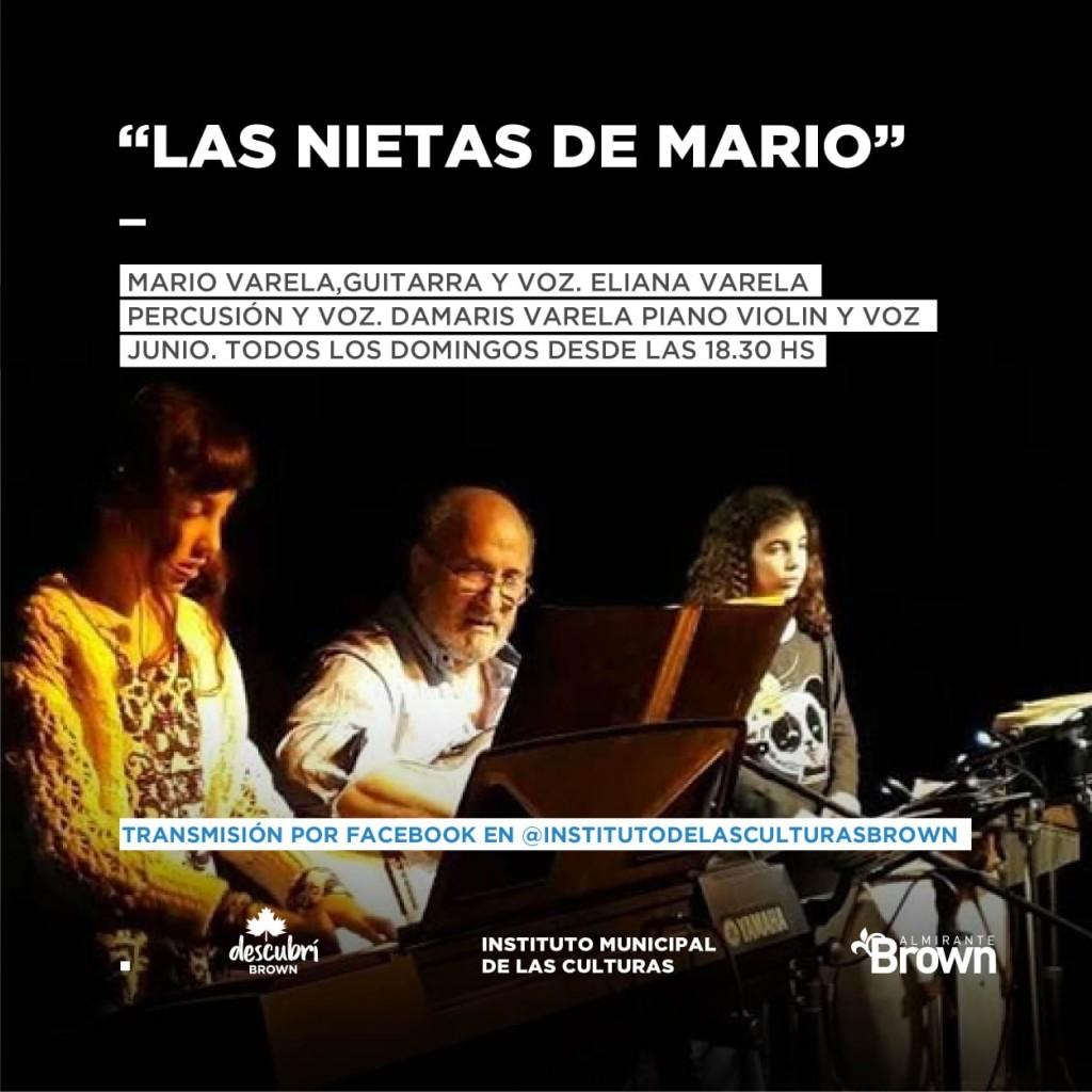 Alte. Brown: El municipio potencia la agenda cultural y estrena programa con la vida de Belgrano