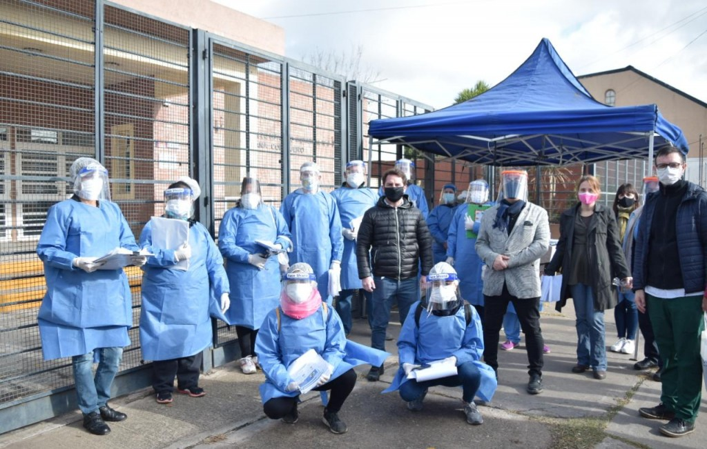 Detectar sigue desarrollándose en Ituzaingó