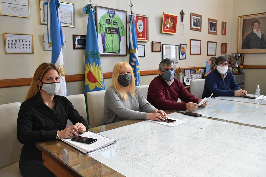 """Guillermo Britos: """"El gobierno de Chivilcoy no va a permitir ninguna actividad que ponga en riesgo la salud o el medio ambiente"""""""