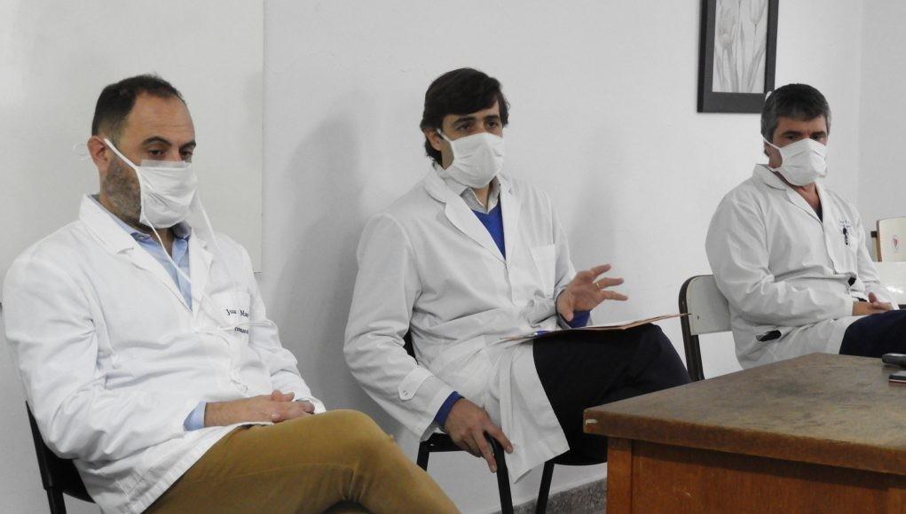 Necochea: Brindaron pormenores del tratamiento de plasma realizado a una paciente COVID-19