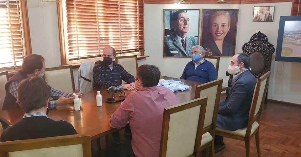 San Pedro: Toyota entregó 4 mil barbijos quirúrgicos