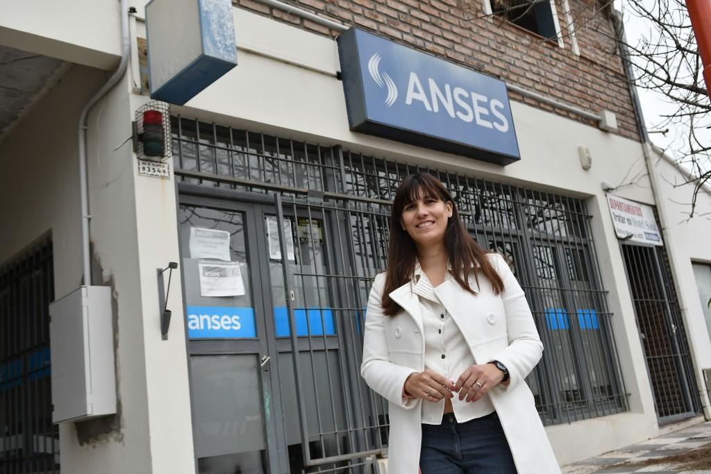 Monte Hermoso: Anabela Di Filippo asumió la jefatura de la ANSES