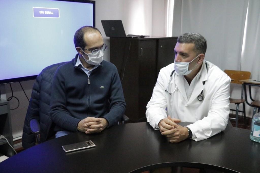 Bolívar: Adquieren un Videobroncoscopio para el Hospital Municipal Capredoni