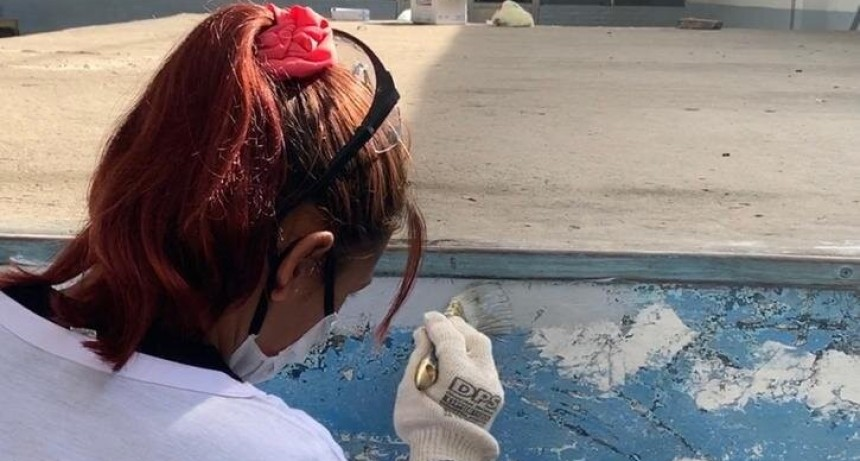 Escobar: La Municipalidad y cooperativas refaccionan ocho edificios escolares