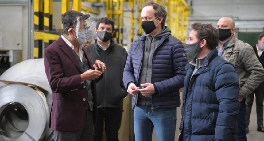 Ituzaingó: La empresa local Prive reabrió sus puertas y volvió al trabajo