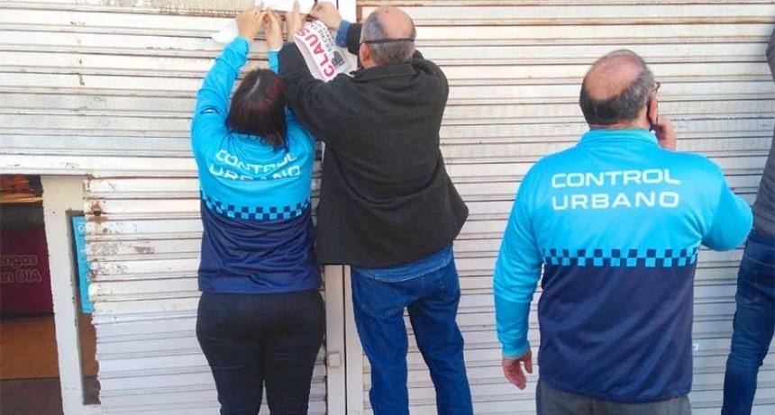 Berisso: Se clausuró un supermercado por incumplimiento de las normas de higiene