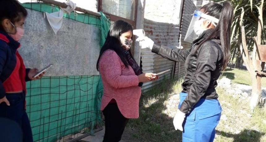 Pte. Perón: Suman más tareas preventivas en los barrios