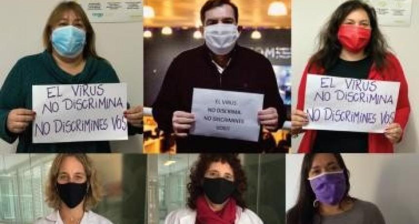 """Mar del Plata: La Municipalidad lanzó la campaña """"El virus no discrimina, no discrimines vos"""""""