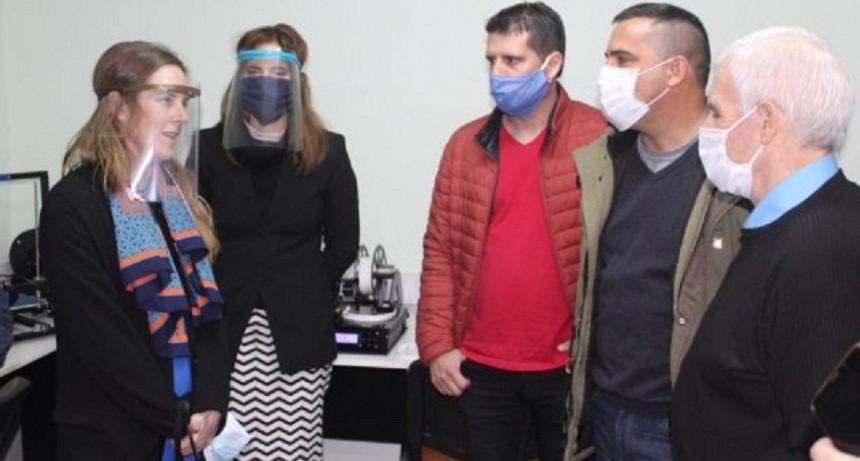La UOM conmemoró el Día del Aprendiz junto a la ministra de Trabajo Mara Malec
