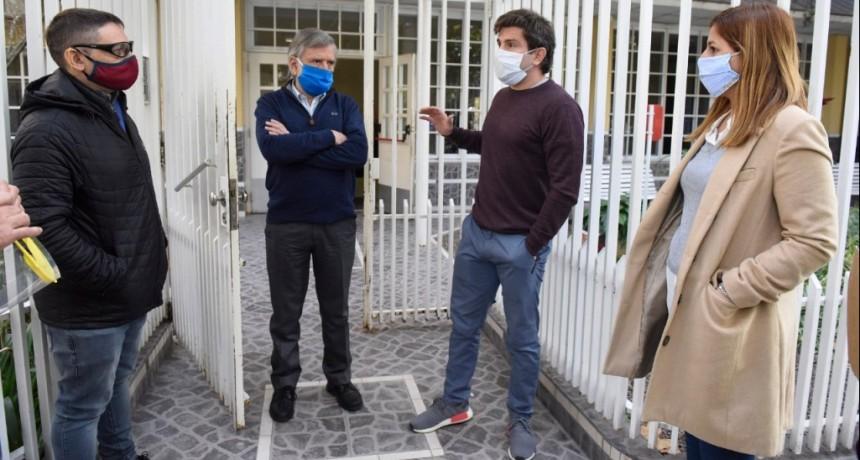 Malvinas Argentinas: Realizan operativo preventivo en centro de día y geriátrico