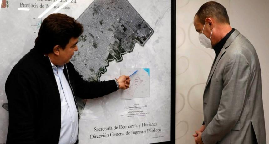 La Matanza y Vialidad Nacional avanzan en el Plan de Obra de la Autopista Juan Domingo Perón