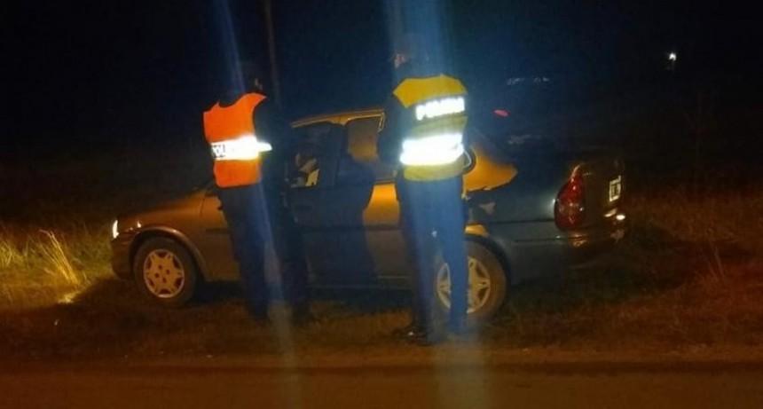 Magdalena: Detenidos por circular con permiso adulterado e intentar ingresar escondido en el baúl del auto