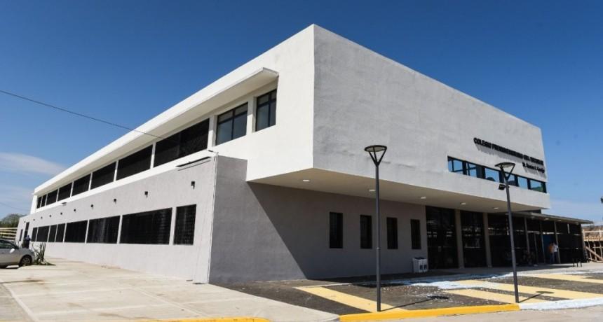 El colegio de la UBA Ramón Cereijo de Escobar continúa con clases virtuales y actividades para los estudiantes