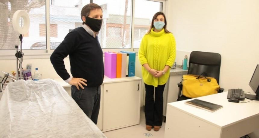 San Miguel abrió un nuevo centro de salud en Santa Brígida