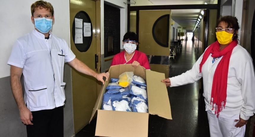 "Baradero: Llegaron nuevos equipamientos al Hospital Municipal ""Dr. Lino Piñeiro"""