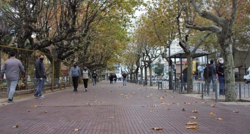 Avanza la puesta en valor de la plaza principal de San Miguel