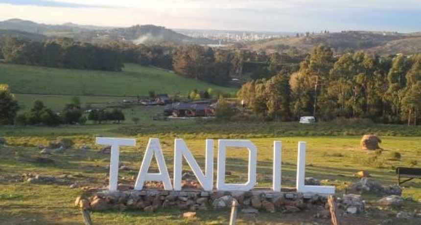 Tandil: La Municipalidad controla que no haya turistas en cabañas y complejos de alojamiento