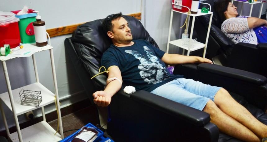 Tres jornadas de donación de sangre en Vicente López