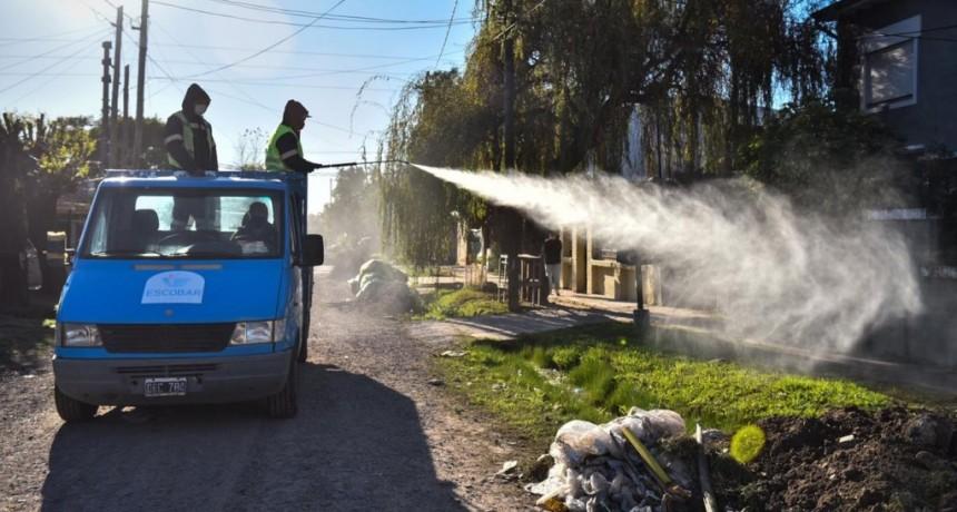 Escobar: La Municipalidad recolectó más de 11.000 kilos de materiales reciclables