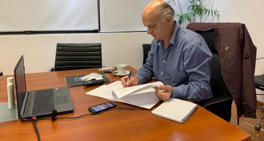Lanús: El municipio recibirá asistencia financiera de la provincia por 62 millones de pesos