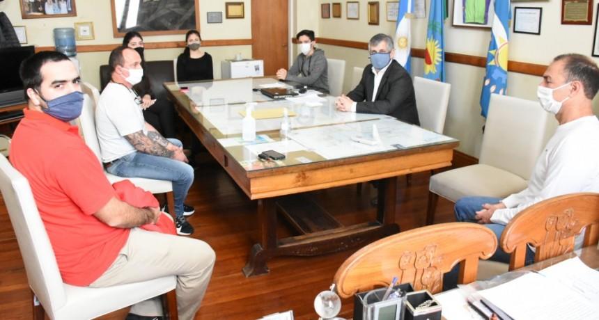 Chivilcoy: El grupo de voluntarios