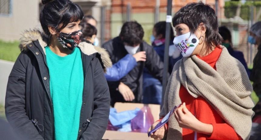 Quilmes: Operativo de salud DETeCTAr en los barrios la Resistencia y Covendiar II