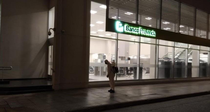 Luján: Continúan los trabajos de desinfección en puntos estratégicos