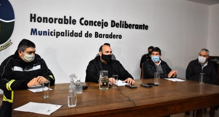 Baradero: Sanzio confirmó la vuelta a Fase 3, reduciendo la circulación al 50% de la movilidad