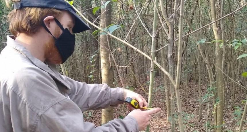 Escobar: Se inició un nuevo relevamiento de recursos naturales en la Reserva de Ingeniero Maschwitz